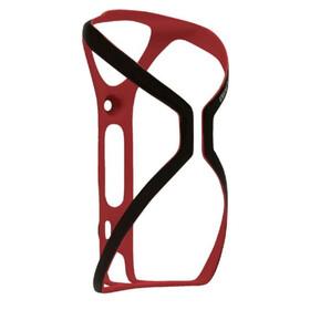Blackburn Cinch Carbon - Porte-bidon - rouge/noir